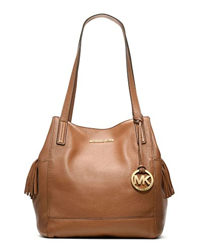78cc561c689a Image Unavailable. Image not available for. Color  Michael Kors Ashbury  Large Leather Shoulder Bag ...