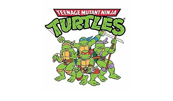 Teenage Mutant Ninja Turtles Cartoon Closing Credits (1987 ...