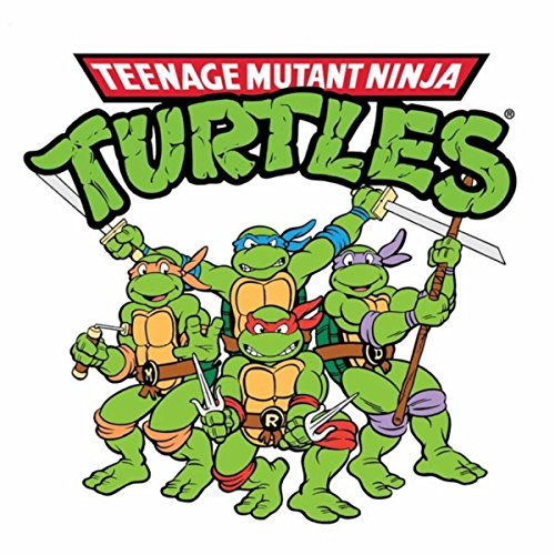 [Teenage Mutant Ninja Turtles Cartoon Opening Theme (1987)] (Ninja Turtles Turtles)