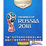 TRADING_CARDS_MISC_TRADING_CARDS  Amazon, модель 2018 Panini FIFA World Cup Russia Stickers HUGE 80 Page Collectors Album with TEN(10) Bonus Stickers! Great Collectible to Hold all your NEW 2018 FIFA World Cup Russia Soccer Stickers! WOWZZER!, артикул B07CT5GR8Y