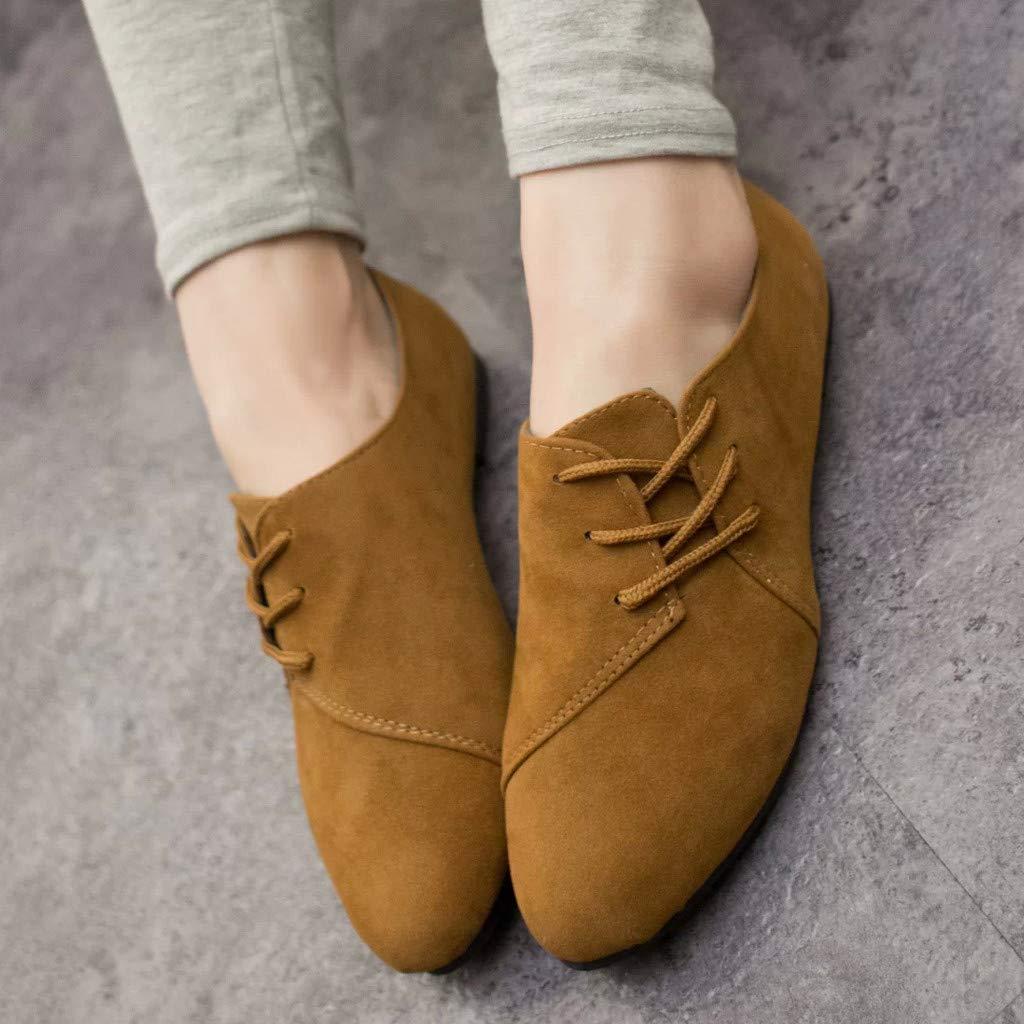 YEARNLY Frauen Wildleder Bogen Flachen Mund Weichen Boden Flache Runde Kopf Erbsen Schuhe Eier Rolle Schuhe Einzelne Schuhe Weich und Bequem