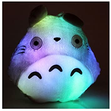 Amazon.com: Mi vecino Totoro Luz LED hasta 7 colorful Luz ...