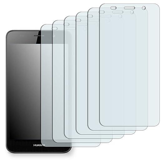 3 opinioni per 6 x Golebo Semi-Matt Pellicola Protettiva per Huawei Y6- (Antiriflesso,