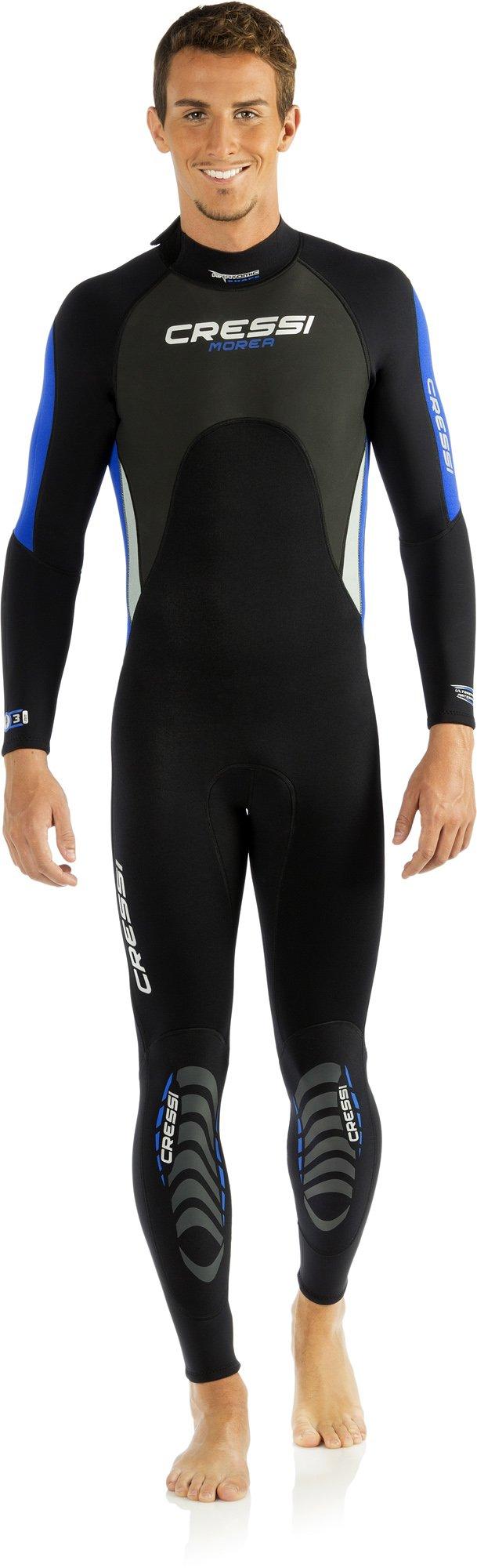 Men's Ultraspan Scuba Diving Wetsuit   Morea Man designed by Cressi: quality since 1946