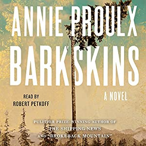 Barkskins Hörbuch