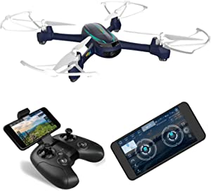 HUBSAN X4 H216A WiFi Drone GPS APP Compatible FPV Drone with 1080P HD Camera Quadcopter with HT009 Transmitter