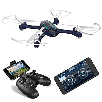 HUBSAN - Drone Smartphone, h216 a: Amazon.es: Juguetes y juegos