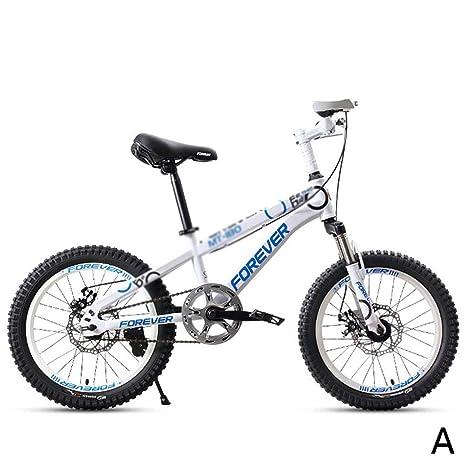 Zhanghongshop Bicicleta de montaña de Estudiante Doble Freno ...