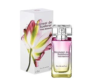 Yves Rocher Moment De Bonheur Eau De Parfum. 1.7oz.