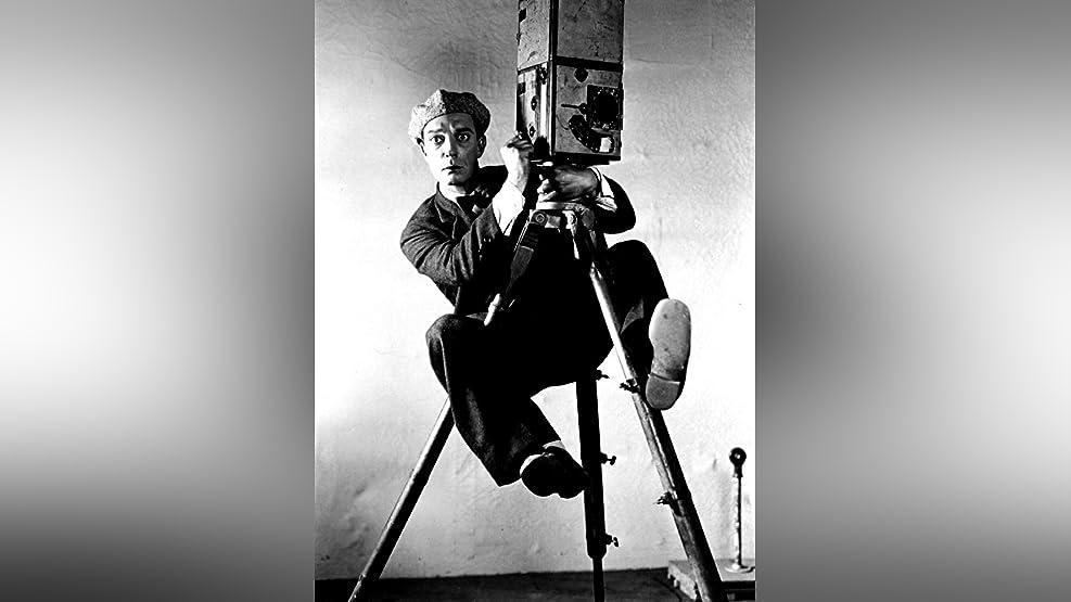 """Buster Keaton Shorts -- Vol #2 -- 2. """"Playhouse"""""""