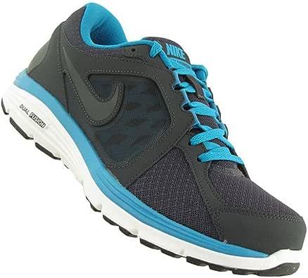 Nike Dual Fusion Run, Zapatillas de Running para Hombre, Negro ...