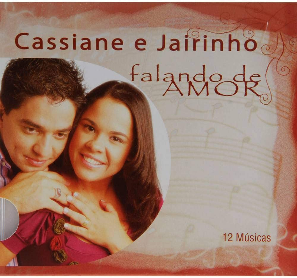Cd.Cassiane E Jairinho - Coletanea Falando De Amor
