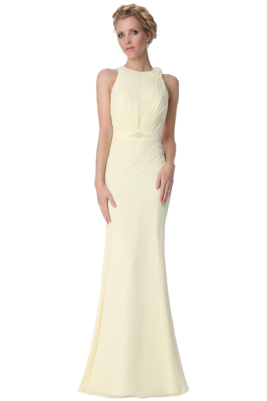 SEXYHER Beading Decoration Criss-Cross ruching Details Bridesmaids Formal Evening Dress -EDJ1822