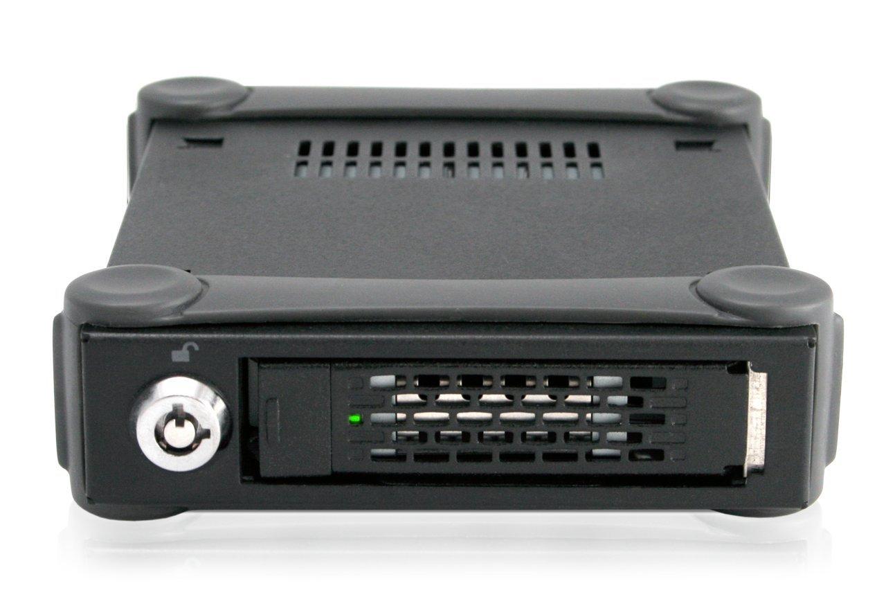 "Icy Dock ToughArmor MB991U3-1SB 2.5"" SATA HDD & SSD USB 3.0 External Enclosure"