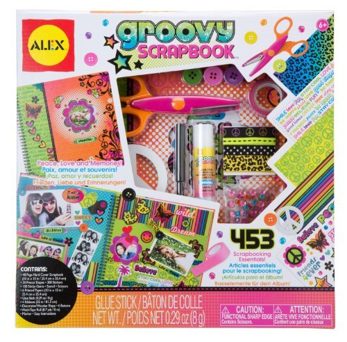 Groovy Scrapbook Kit by Alex by ALEX