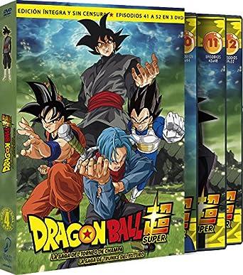Dragon Ball Super. Box 4. [DVD]: Amazon.es: Animación, Morio ...