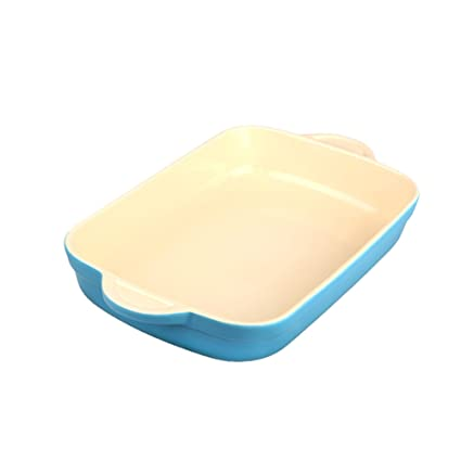 Denby Oven to Table Medium Oblong Casserole Blue  sc 1 st  Amazon.com & Amazon.com: Denby Oven to Table Medium Oblong Casserole Blue ...