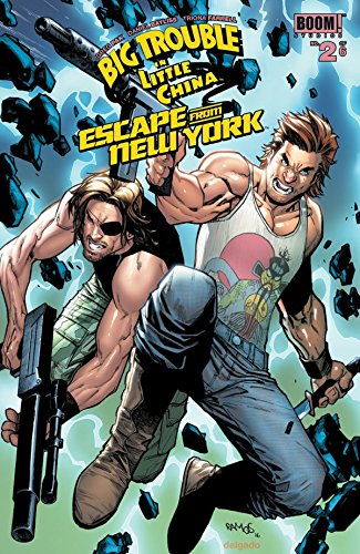 escape from new york comic - 9
