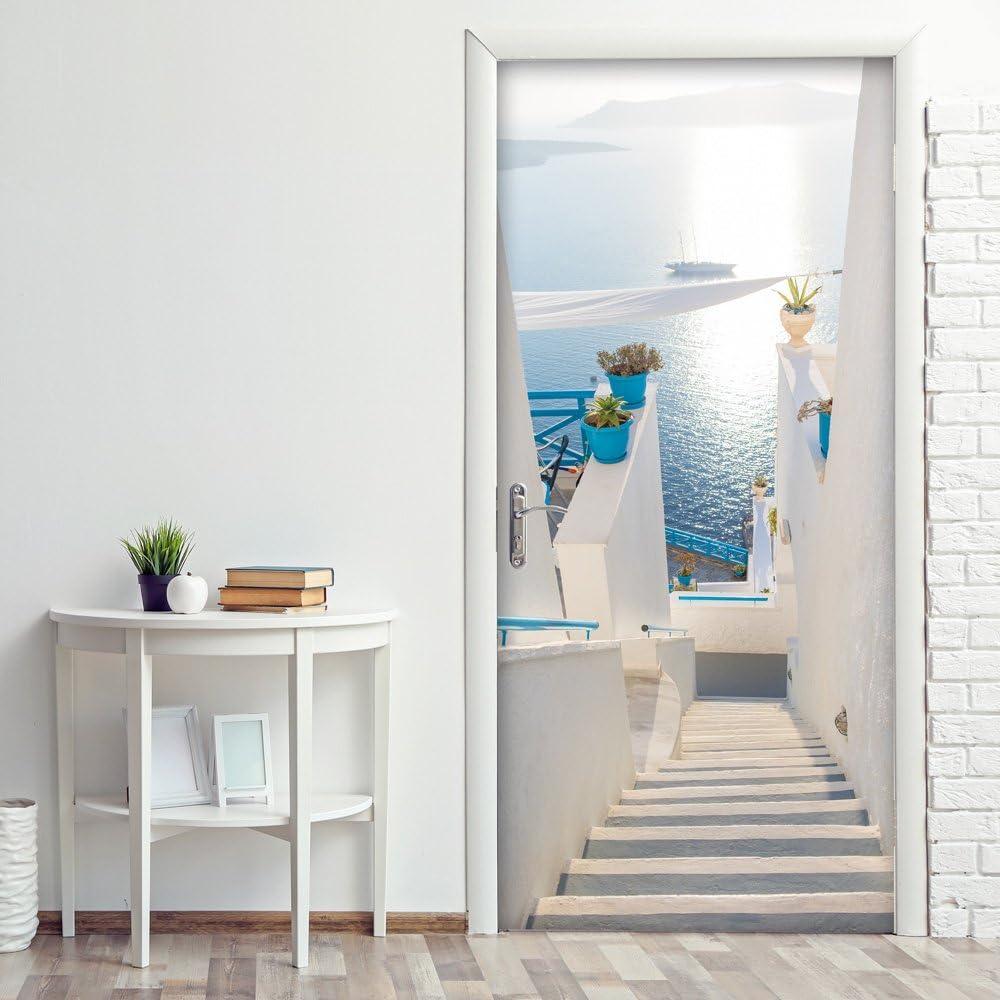 wall art PT0246 Decoración Adhesiva para Puertas - Puerta ...