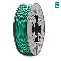 ICE FILAMENTS ICEFIL1PLA108 PLA Filament, 1.75 mm, 0.75 kg, Daring Dark Green