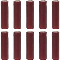 Baoblaze 100 Cápsulas de Botella de Vino Termoencogibles