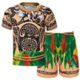 AmzBarley Moana Maui Boys Pajamas Set Kids Pyjamas Sleepwear Playwear Clothes