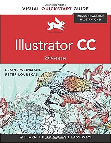 Illustrator CC: Visual QuickStart Guide (2014 release