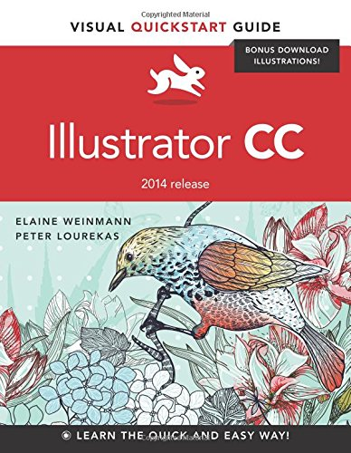 Illustrator CC: Visual QuickStart Guide (2014 release) (Adobe Illustrator Cc Book)