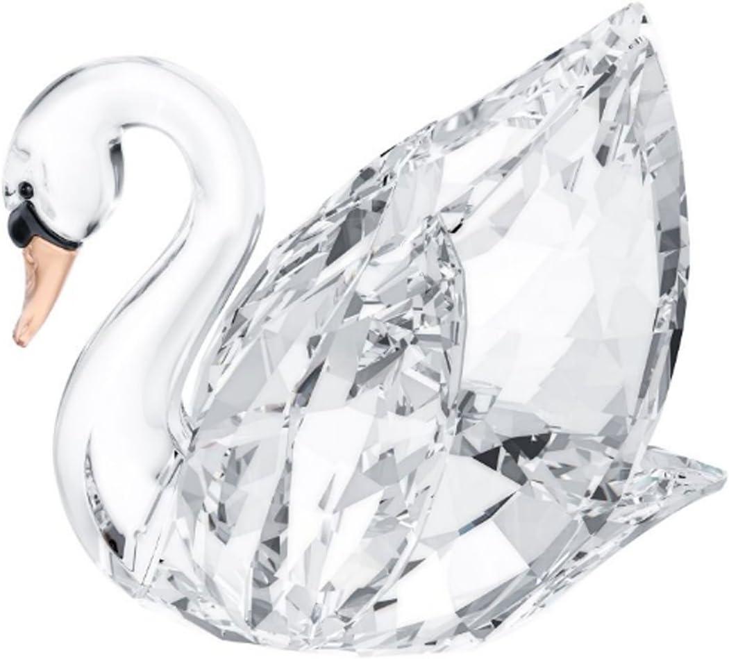 SWAROVSKI 5004724 Swan Figurine, Medium