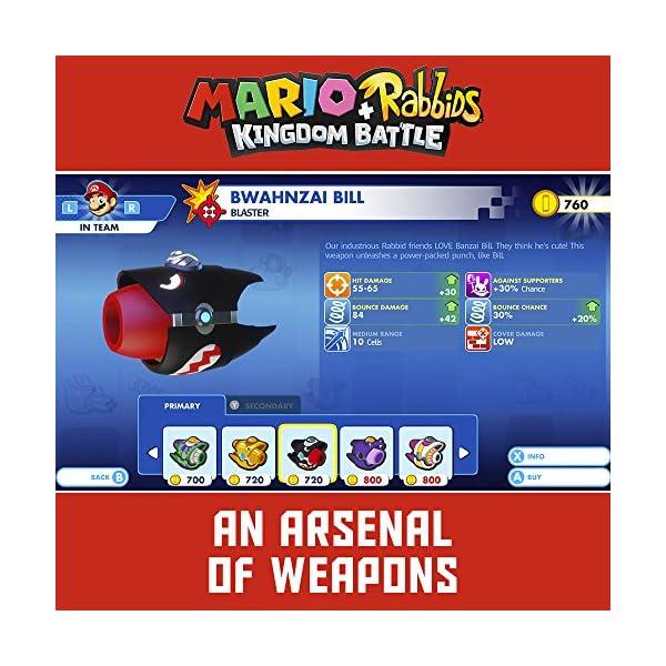 Mario + Rabbids Kingdom Battle - Nintendo Switch Standard Edition 5