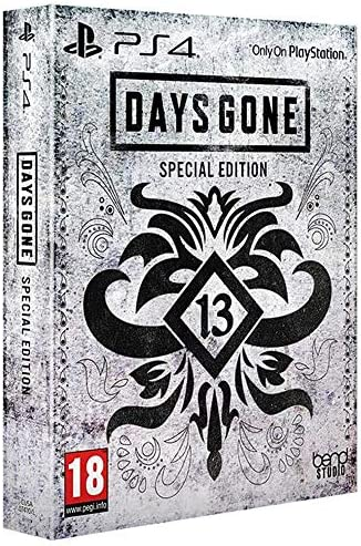 Giochi per Console Sony Entertainment Days Gone - Special Edition ...