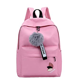 df7087ebcdda Amazon.com | Ladies Backpack Bag Female Korean Version Of High ...
