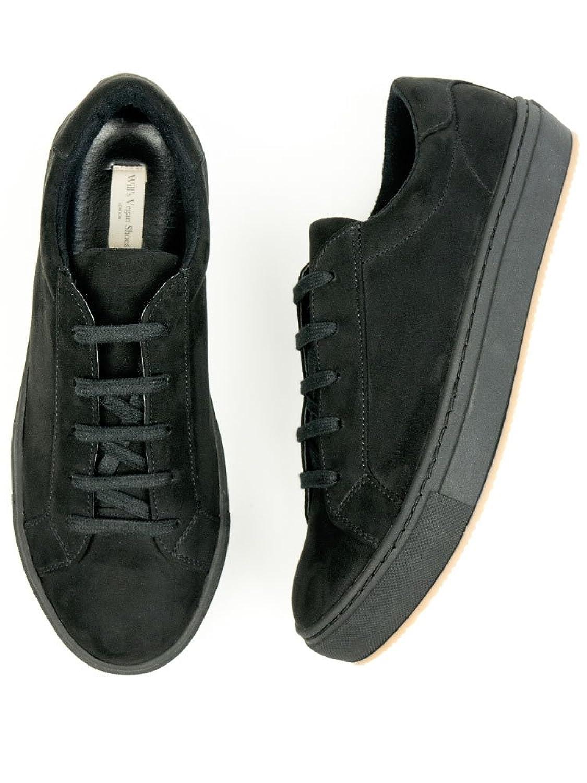 Will's Vegan Shoes WOMENS SNEAKERS BLACK 40 EU