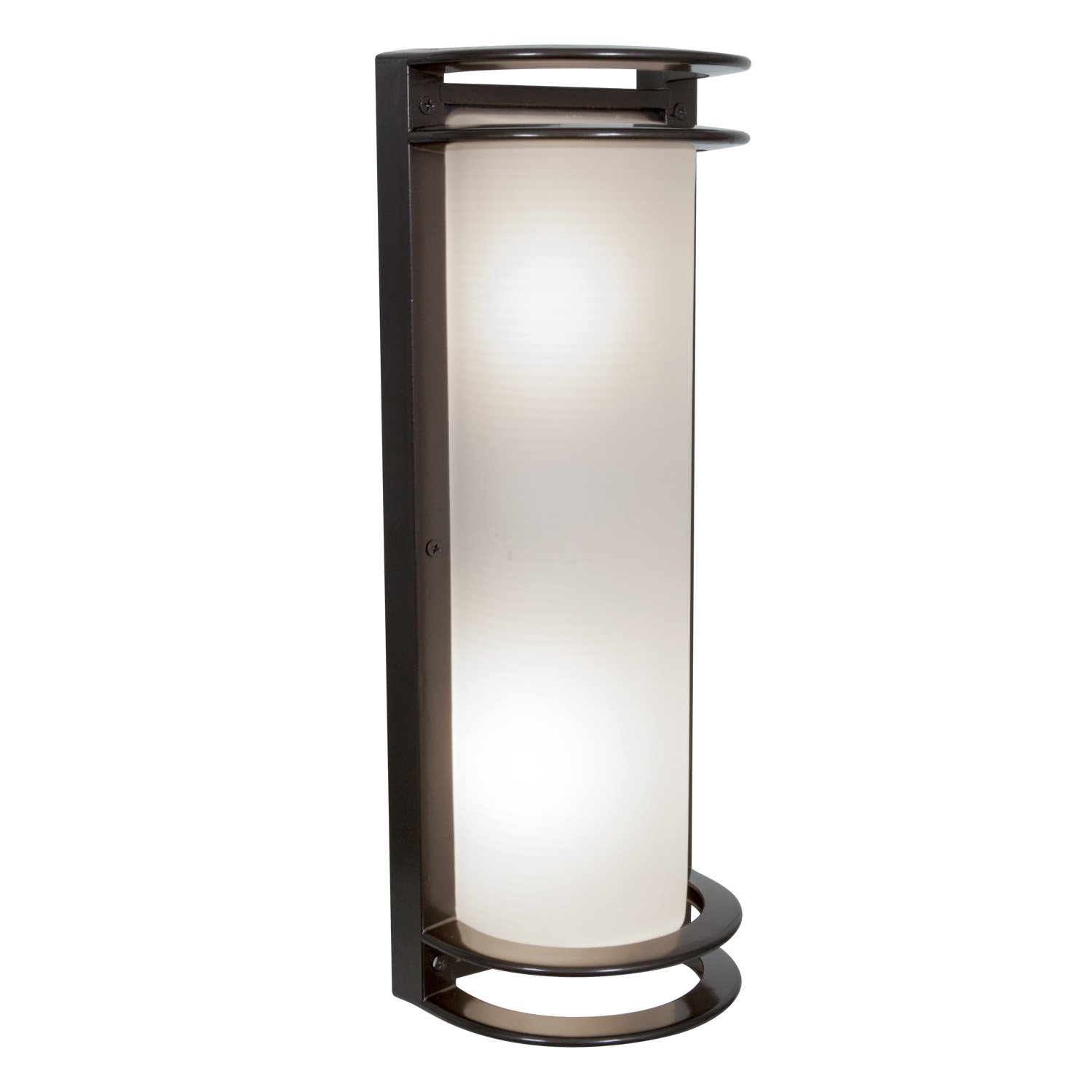 Amazon access lighting 20344mgled brzrfr poseidon led light amazon access lighting 20344mgled brzrfr poseidon led light wet location bulkhead with ribbed frosted glass shade bronze finish home improvement arubaitofo Gallery