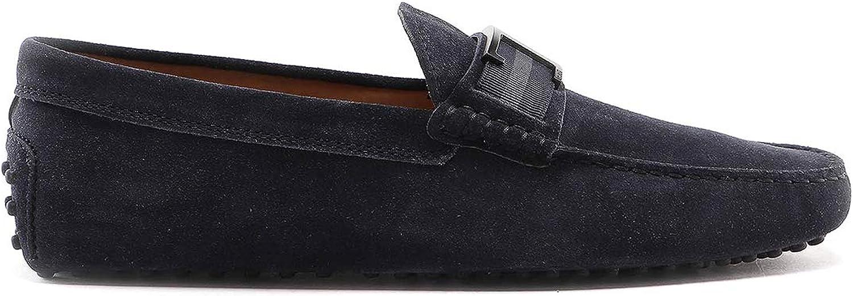 MXLTiandao Driving Loafer f/ür Herren Slip On Elastic Band N/ähgarn Leichte Anti Slip Flat Freizeitschuhe Loafer Wohnungen Color : Blau, Gr/ö/ße : 38 EU