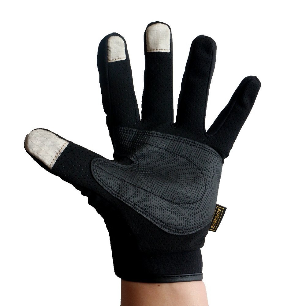 CAG08-XL Men/'s Motorcycle Gloves Full finger Knuckle Armored Bike Cycling Gloves With Phone Touch Finger And Reflective Tap