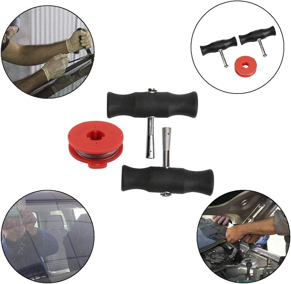 IWILCS Windschutzscheiben Entfernungskit Auto Windschutzscheibe Entfernung Tools Kit f/ür zum Zerlegen von Autoglas Windschutzscheibenwerkzeug Schneidwerkzeug