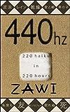440 hz; 220 haiku in 220 hours