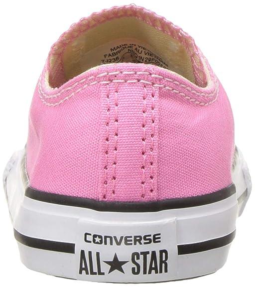 ecff1c9b7d6d Converse Unisex-Child Chuck Taylor All Star Trainers Black  Amazon.co.uk   Shoes   Bags