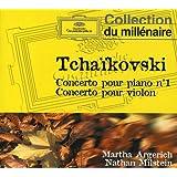 Tchaikovsky : Concerto pour piano n° 1 op. 23, Concerto pour violon op. 35