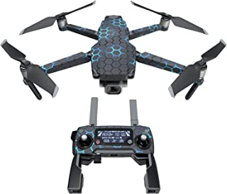 product image for EXO Neptune Decal Kit for DJI Mavic 2/Zoom Drone - Includes 1 x Drone/Battery Skin + Controller Skin