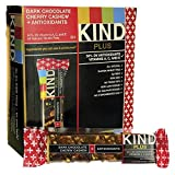 KIND Dark Chocolate Cherry Cashew Plus Bars Review