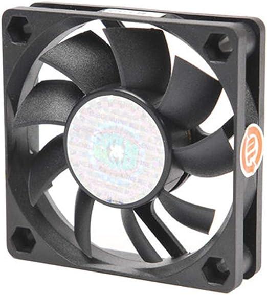 Chengleilei CPU Fan Mute 7 cm AMD Original radiador Ventilador 6 ...
