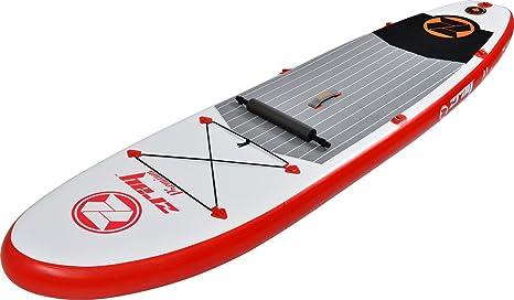 Zray A1 Premium Tabla de surf de remo, hinchable: Amazon.es ...