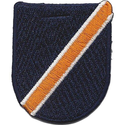 1st Cavalry Volunteers Non Airborne Beret Flash Patch (Airborne Beret)