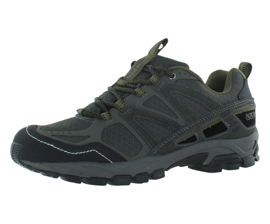 Pacific Trail Men's Tioga M Walking Shoe 9 US D(Medium) Grey