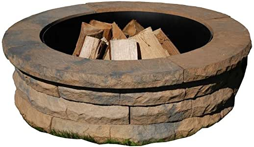Amazon.com: Nantucket Pavers 72004 Concrete Ledgestone ...
