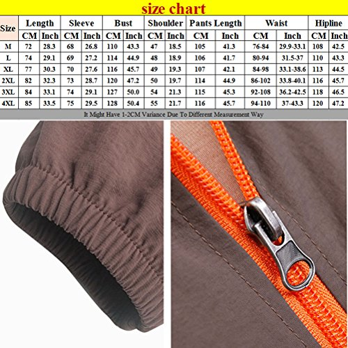and Men Clothes Zhuhaitf color Camping Casual Suit jacket 3187 Hiking marrón Premium Multi Pants Outdoor rqqxwI8F