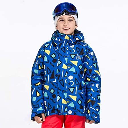 Sumferkyh Traje de Esquiar Ropa de esquí para niños Invierno ...