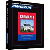 Pimsleur German Level 1 CD: Learn to Speak and Understand German with Pimsleur Language Programs (1) (Comprehensive)